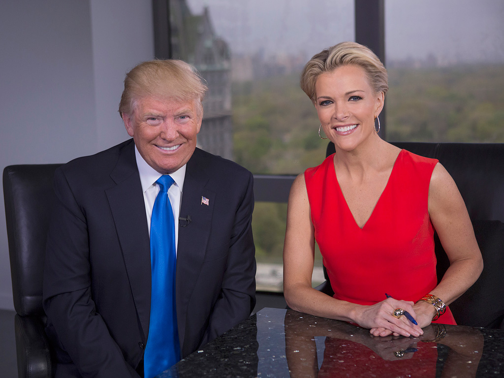 Donald Trump Admits Megyn Kelly's Tough GOP Debate Questions Did Him a 'Favor' – Even If They Ignited Months of Public Tension - People Picks, TV News, Donald Trump : People.com