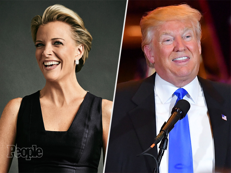 Megyn Kelly vs. Donald Trump: A History of the Pair's Public Conflict : People.com