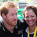 Invictus Games Winner Dances as Prince Harry Gives Her a Medal (and a Kiss!): 'You Were Looking for an Excuse to Dance!' He Says