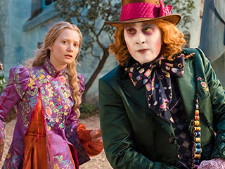 Alice Through the Looking Glass Review: No Need to Step Back in Time for This Lackluster Sequel