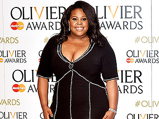 Amber Riley Has a Message for Her Body Shamers: 'Why Does Me Being Fat Offend So Many People?'