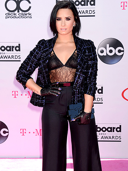 Demi Lovato on Body Image, Bulimia and Drug Use