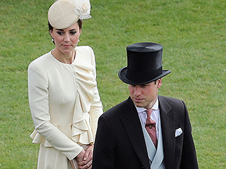 Princess Kate Recycles Memorable Alexander McQueen Dress for Her First Garden Party of the Season