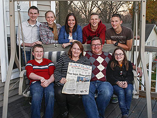 4 of the McCaughey Septuplets Start College at Hannibal-LaGrange University