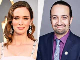 FROM EW: Emily Blunt and Lin-Manuel Miranda Set to Star in Mary Poppins Returns