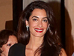 That's Amore: George and Amal Clooney are All Smiles During Date Night in Rome