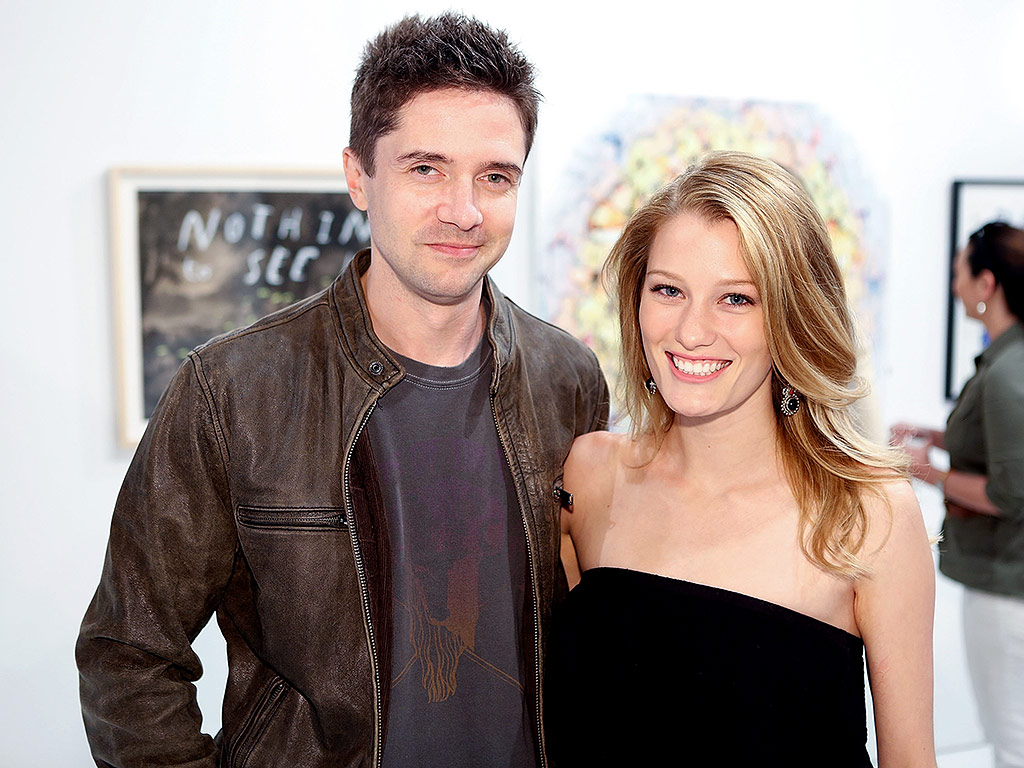 Topher Grace and Ashley Hinshaw Will Tie the Knot This Weekend