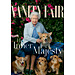 Queen Elizabeth Covers Vanity Fair – with Corgis and Dorgis!