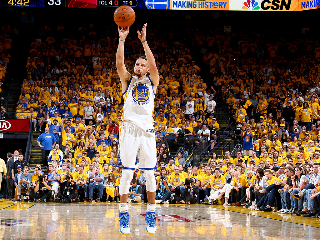 Game Time! How the Golden State Warriors' Official DJ Gets the Team Pumped for the NBA Finals ...