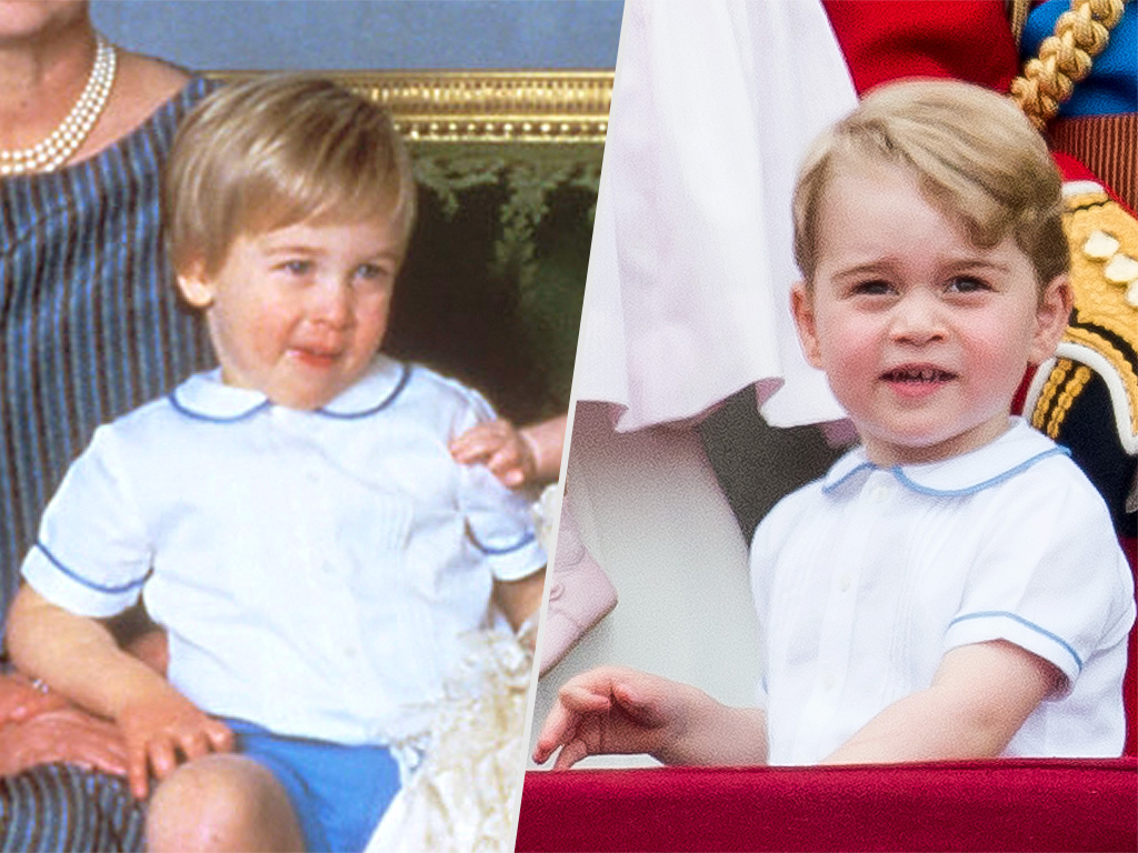 """prince george big and beautiful singles The queen recently admitted that the young royal already bosses her big brother, prince george,  but also fun and energetic"""" with """"beautiful manners."""