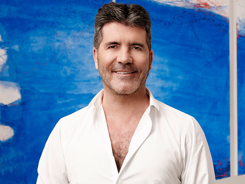 Simon Cowell on His Lack of Involvement In Some One ...