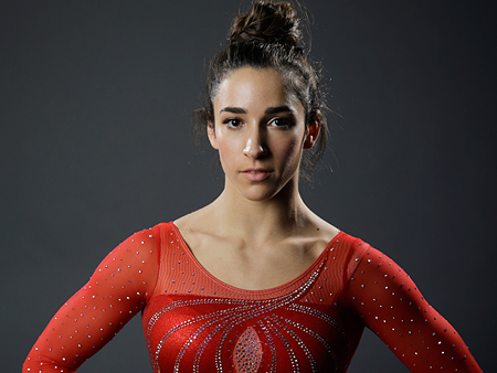 WATCH: Olympic Gymnast Aly Raisman Says Carbs Are Not 'The Enemy'!