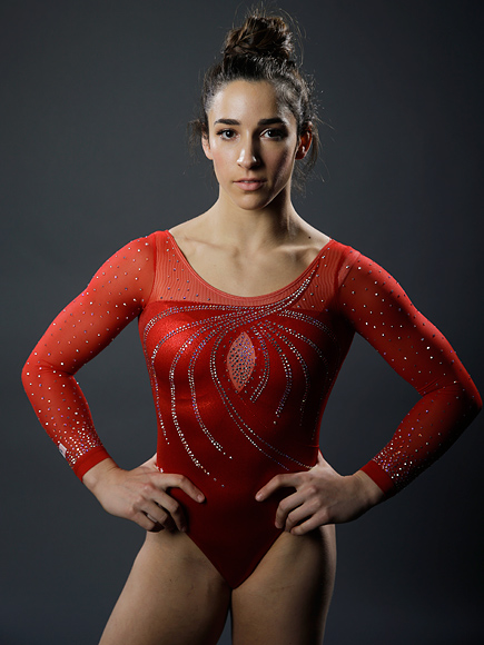 Aly Raisman Nude Photos 40