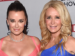 Kim and Kyle Richards Are Full of Sisterly Love at Sweet Family Baby Shower