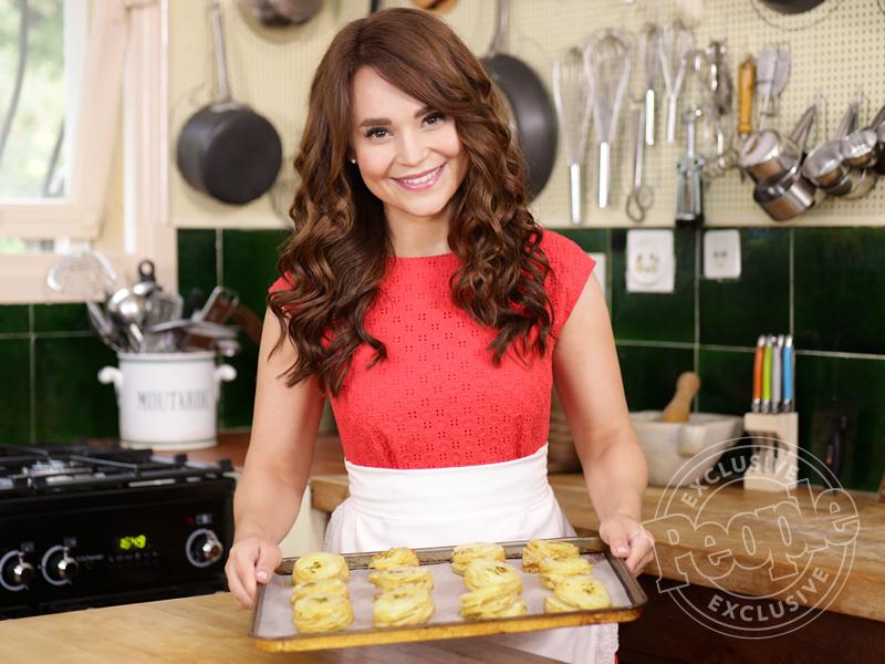 Rosanna Pansino I Got To Bake In My Food Idol Julia
