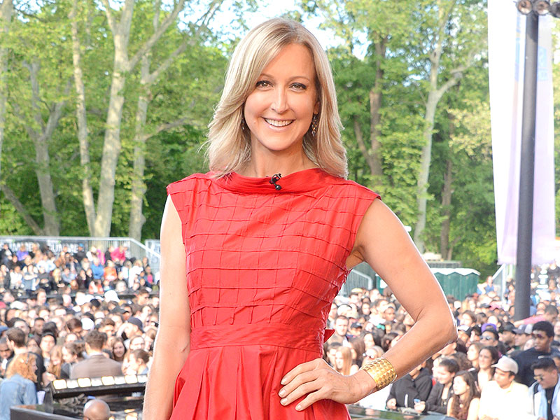 good morning america 39 s lara spencer undergoing hip