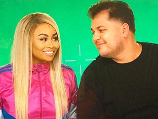 Blac Chyna Source Says She and Rob are Still Together: 'They're Not Broken Up'