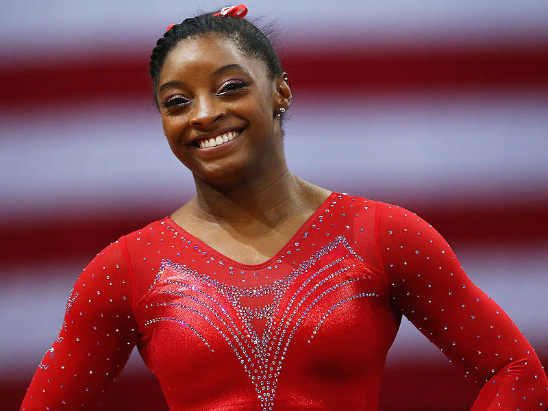 Simone Biles Nude Photos 68