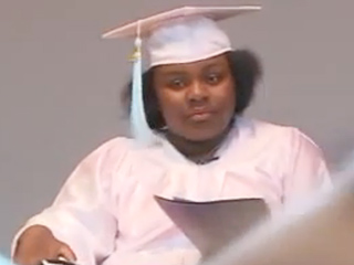 Teen Paralyzed by Stray-Bullet Gives Powerful Graduation Speech: 'My Mishap Does Not Define Me'