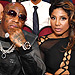 Toni Braxton and Rapper Birdman Put Love on Display at the BET Awards