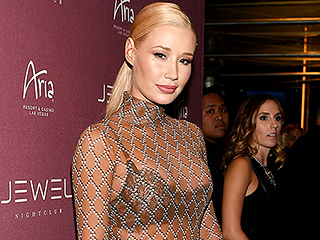 'Change Is Good': Iggy Azalea Hits Up Vegas 1 Month After Splitting from Fiancé Nick Young