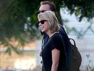 Taylor Swift and Tom Hiddleston Step Out in L.A. After Kim and Kanye Drama