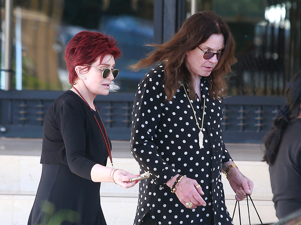 Ozzy Osbourne Calls Cheating Scandal 'a Bump in the Road' : People.com