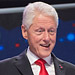 Bill Clinton Looked Like a Kid Again Playing with the Balloons at the DNC Last Night
