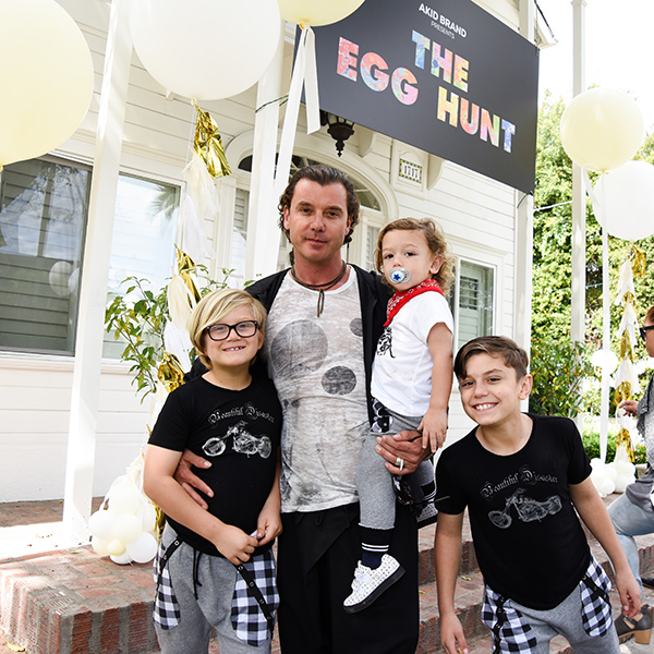 Gavin Rossdale Knows Gwen Stefani Divorce Not Easy on Kids: Source : People.com