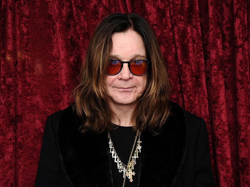 Ozzy Osbourne Reveals He Is Undergoing 'Intense Therapy' for Sex Addiction : People.com
