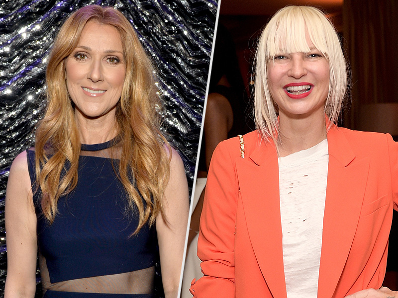 Celine Dion Pens Endearing Tribute to Sia in Billboard