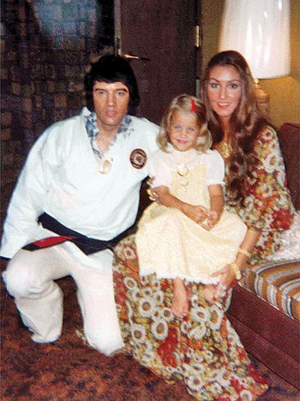 How Lisa Marie Presley Told Linda Thompson Elvis Presley
