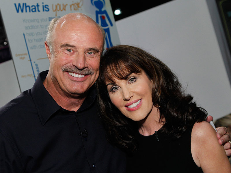 Robin McGraw Talks Marriage To Dr. Phil And Secret To