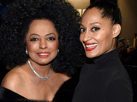 Tracee Ellis Ross Reveals How Her Mom Diana Ross Reacted to Her Emmy Nomination