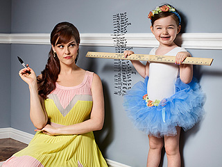 Sara Rue's Toddler Talulah Already Has Great One-Liners: 'She's Able to Laugh at Herself'