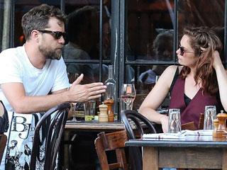 Joshua Jackson Shares Hours-Long N.Y.C. Lunch with The Affair Costar Ruth Wilson After Diane Kruger Split