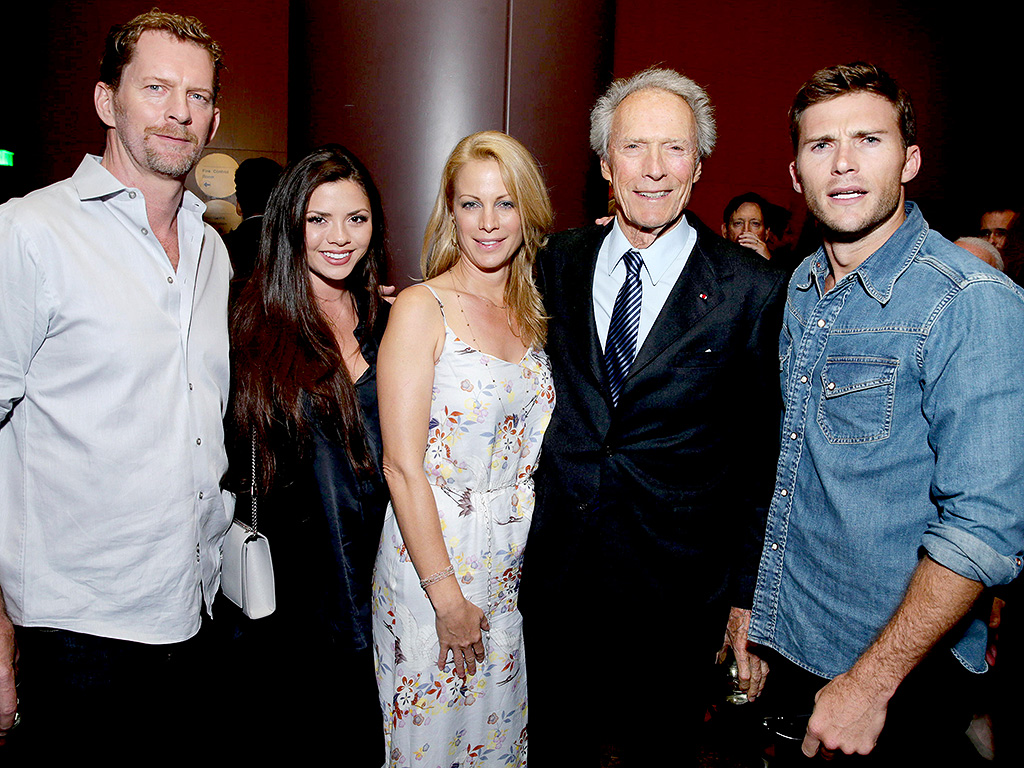 Clint Eastwood's Kids ...