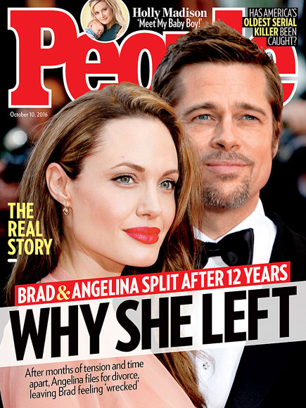 Image result for angelina jolie and brad pitt divorce