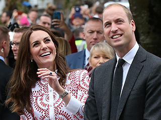 Prince William and Princess Kate Link Up with the Trudeaus to Meet Syrian Refugees in Vancouver