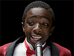 WATCH: <em>Stranger Things</em>' Caleb McLaughlin Shines (and Croons) in <em>The New Edition Story</em>