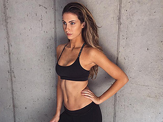 Katherine Webb Is Working on Getting Back to Her Pre-Baby Body: 'But There's No Rush'