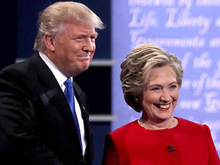 'I Don't Know If I Have Enough Wine for This': The Best Social Media Reactions to the Clinton-Trump Presidential Debate