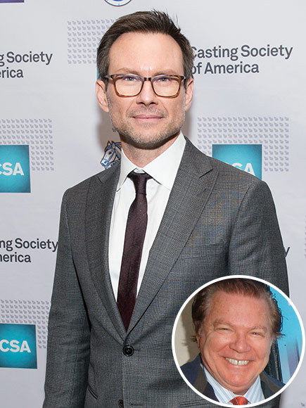 Christian Slater Sued By Father Thomas for $20 Million