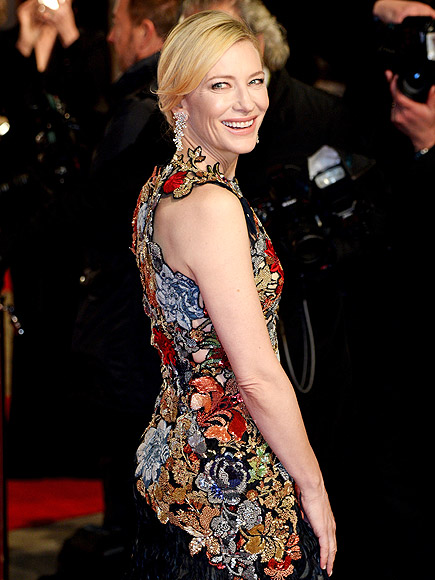 The Best and Boldest BAFTAs Gowns