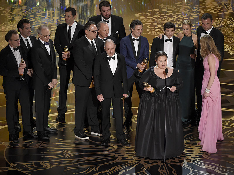 Oscars 2016: Spotlight Wins Best Picture Academy Award
