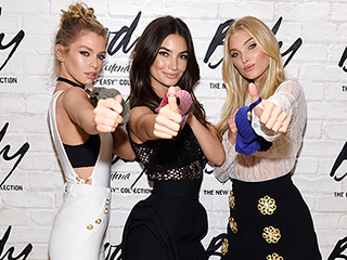 Watch Lily Aldridge Play Victoria's Secret Angel Trivia (Spoiler: She Knows Her Stuff!)