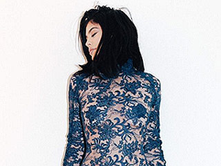 Kylie's Kourageous Jumpsuit: The Star's Body-Baring Fashion Week Look