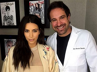 Finally, the Answer to Your Question, 'What Does Kim Kardashian Wear to the Dentist?'