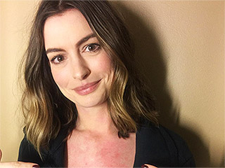 Anne Hathaway Gets '#EllenDegeneres Nerves,