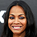 Blue Eye Shadow Is Back! Try Out Zöe Saldana's Icy Cool Look This Weekend
